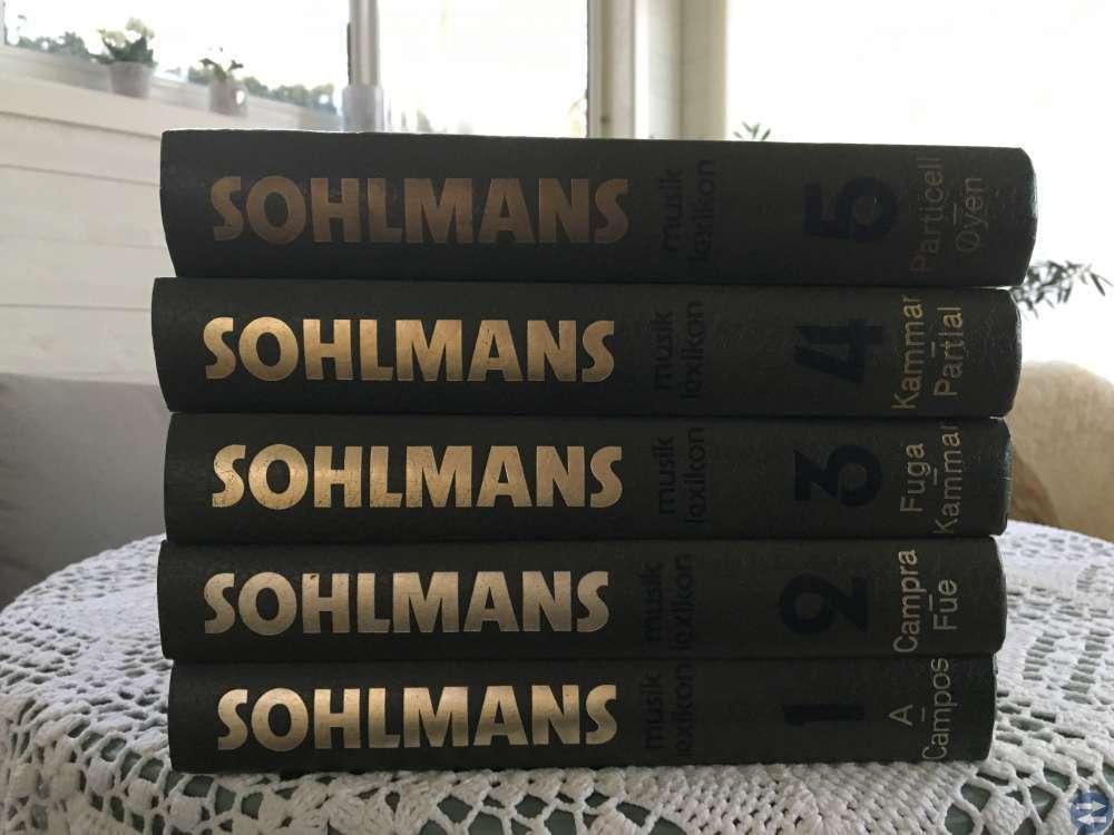 Sohlmans musiklexikon