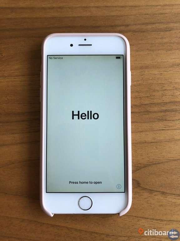 IPhone 6 - 64GB - Guld Olåst Bra skick