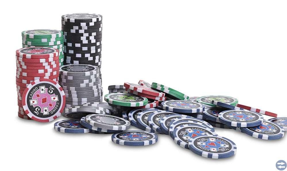 Helt nytt GNUF pokerset