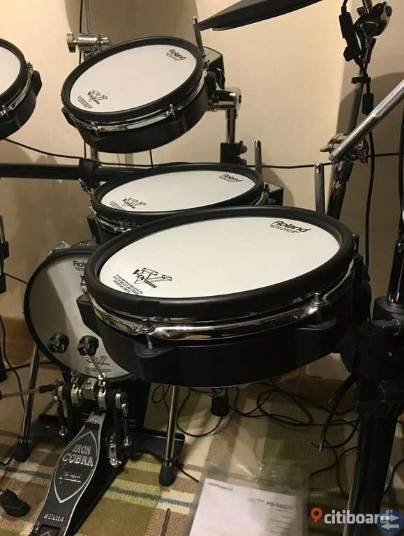 Roland TD-50K - anpassat elektroniskt trummiset