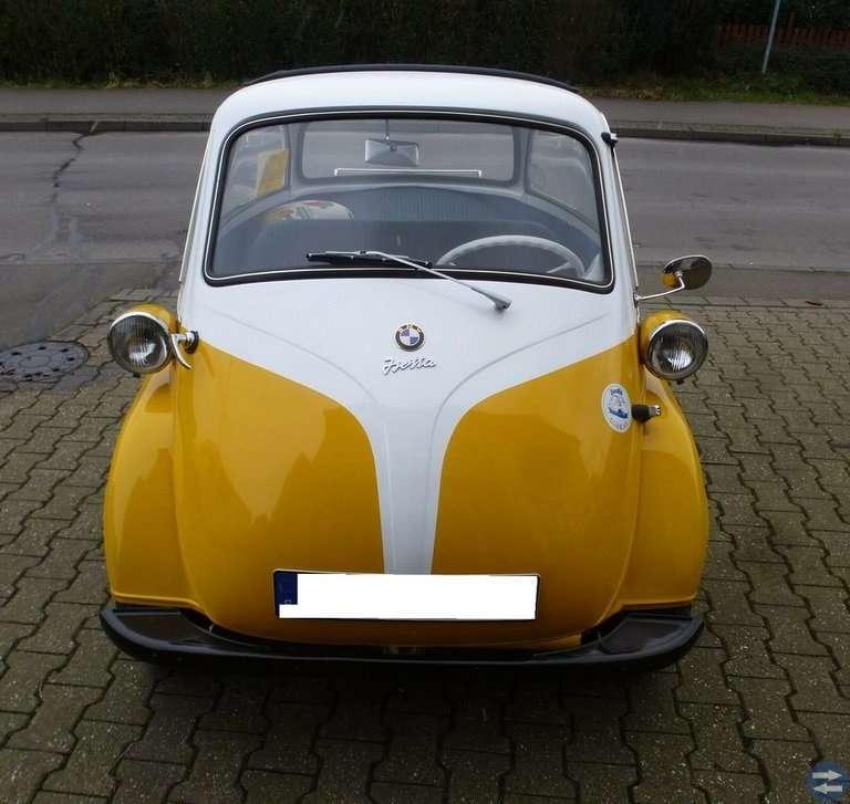 BMW Isetta 250 -  84500 kr