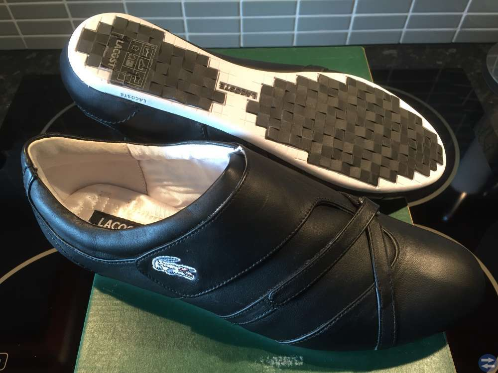 Nya Damstövlar/skor i äkta skinn