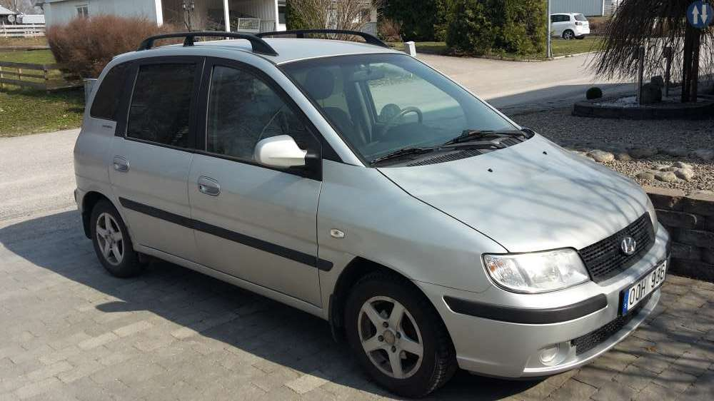 Hyundai matrix 1.8 m5 -07