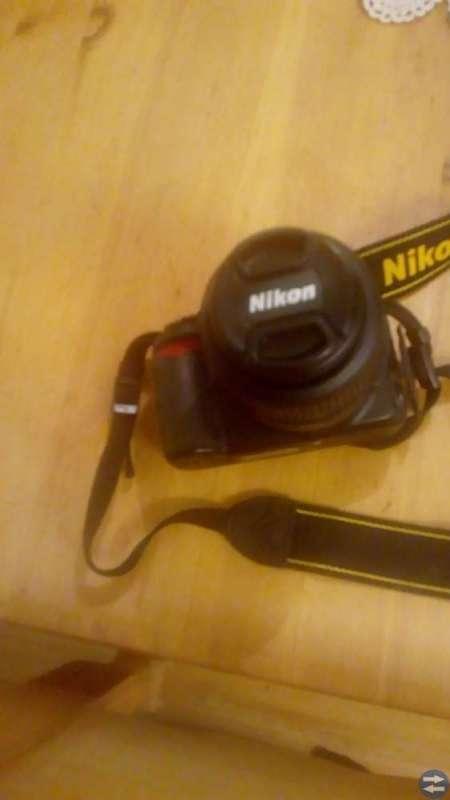 Nikon system jamera