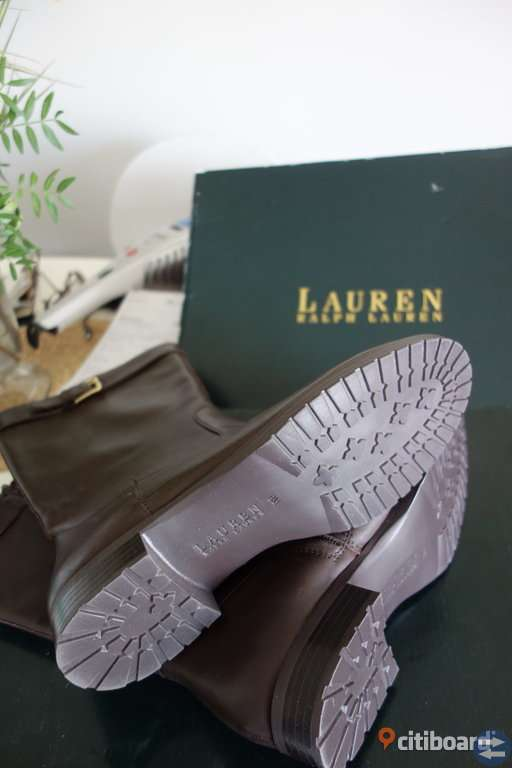 Ralph Lauren stövlar