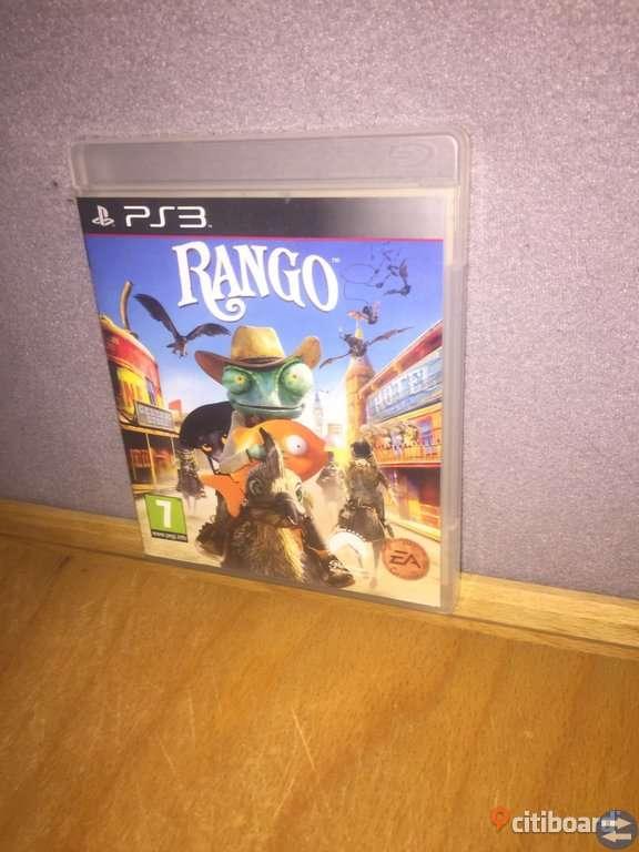 PS3spel RANGO