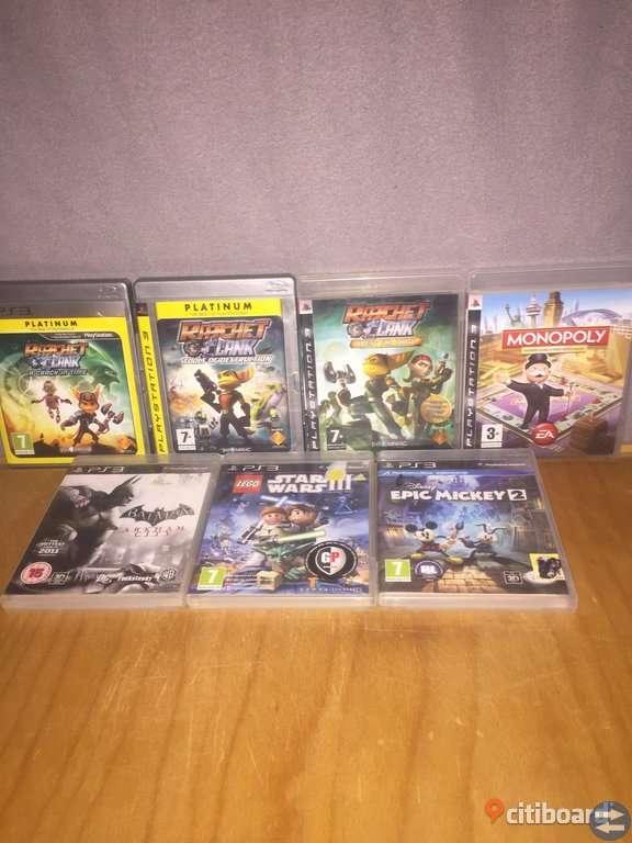 PS3 spel