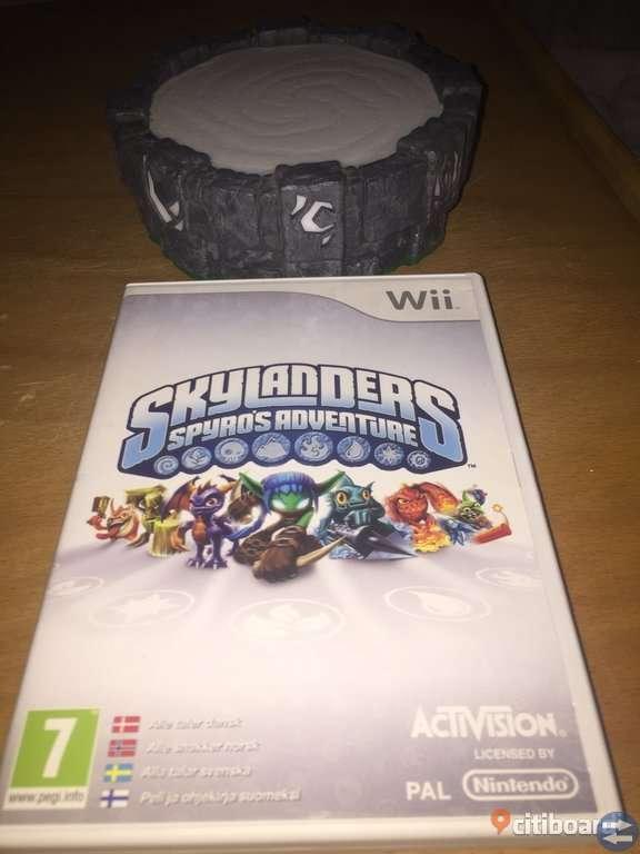 Skylanders Wii