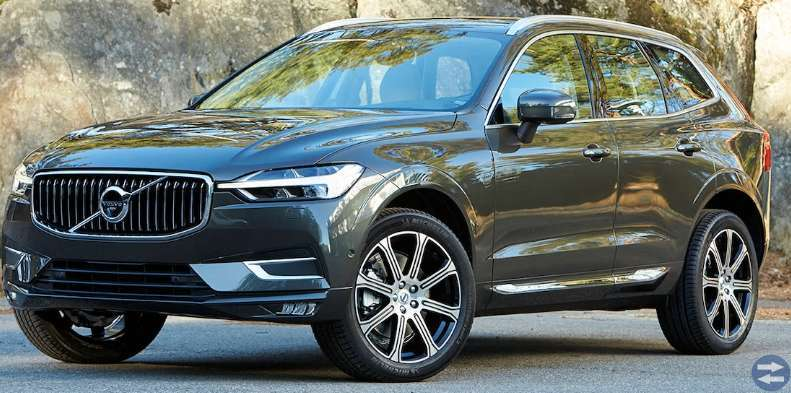KÖPES: Volvo XC60-XC70 eller-cross country 2015-17
