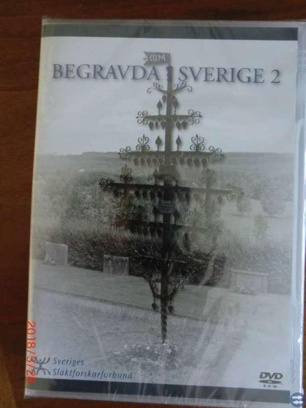 Släktforsknings DVD