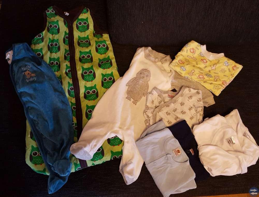 Barnkläder stl 50/56, 62