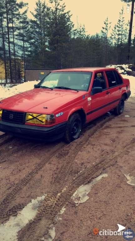 Volvo 940 b230fk ltt