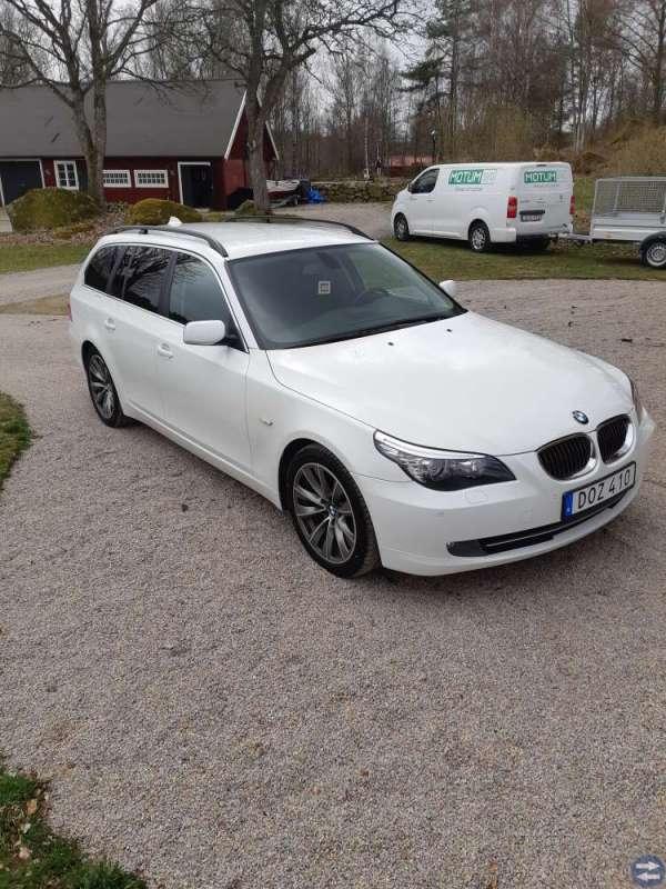 BMW e61 525d automat