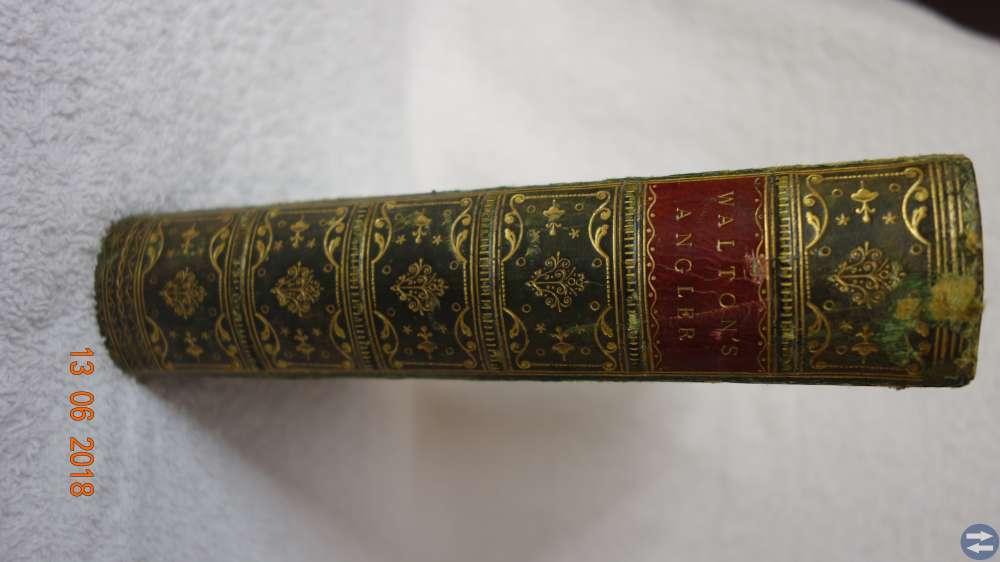 Fiskelitteratur ca. 100 böcker