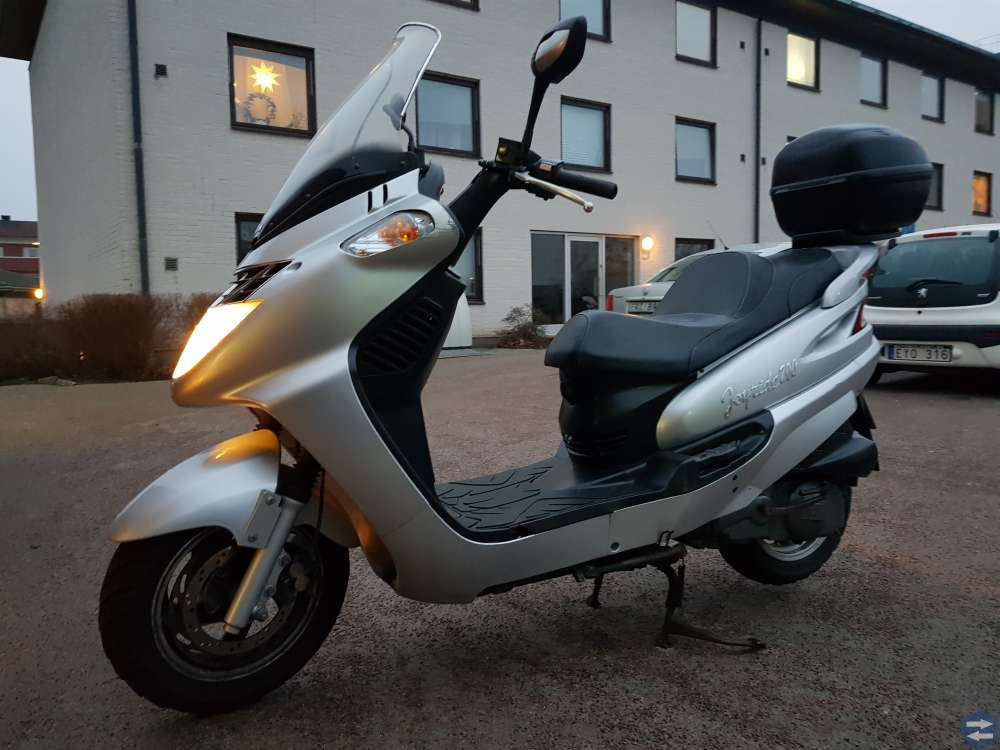 Joyride 200cc
