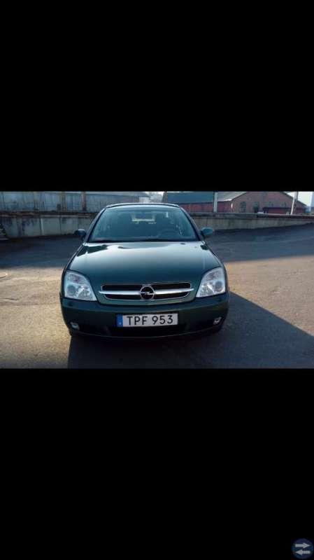 Opel Vectra Elegance 2,2 NY Besikt&Skattad