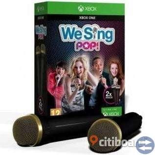 Xbox one 500gig 11 st populära spel
