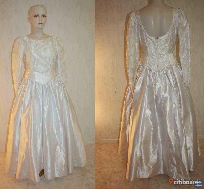 Nya Brudklänningar i olika stilar & storlekar