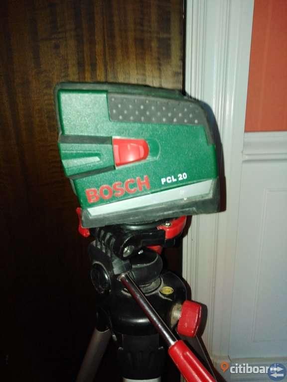 Bosch korslaser pcl 20