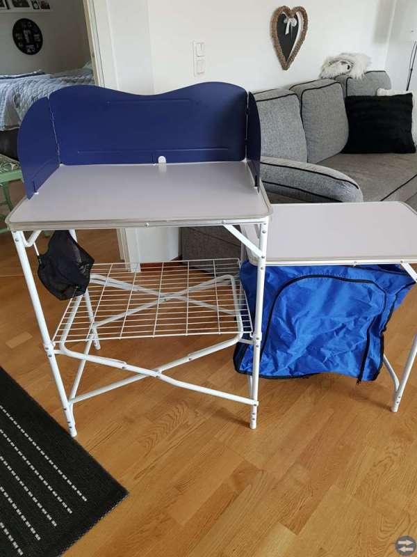 Campingkök