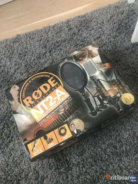 Röde NT2-A Studio Kit
