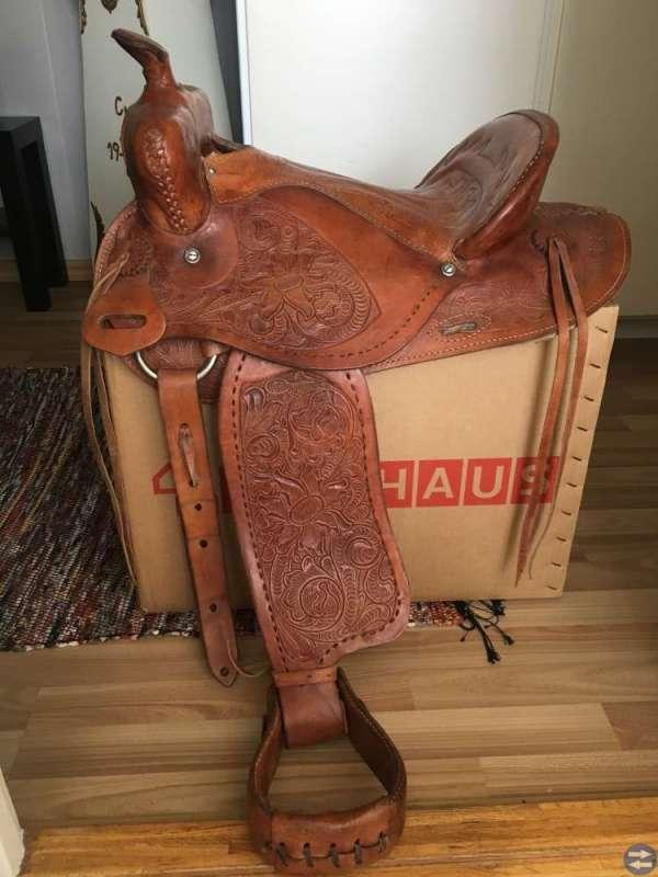 Western sadel
