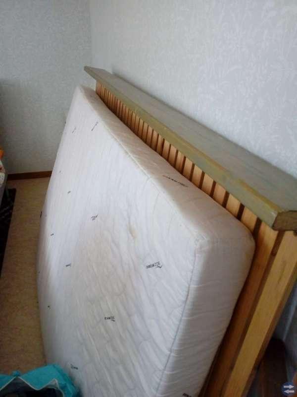 120 Cm bred säng