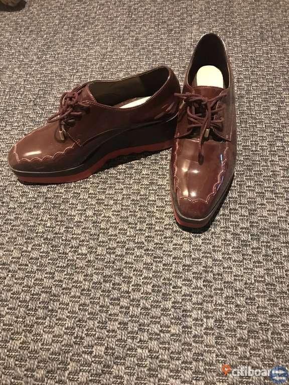 Platå skor från Zara