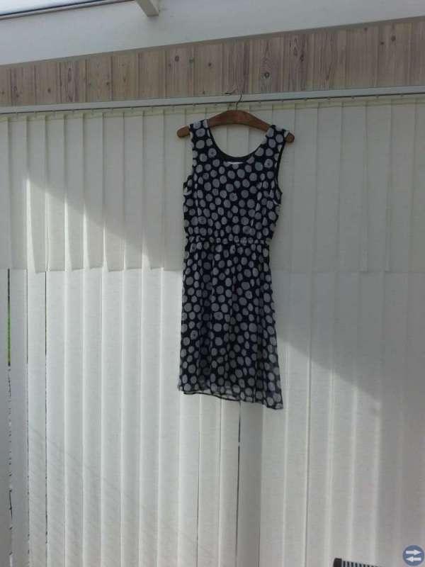 Jeanskjol klänning långbyxor