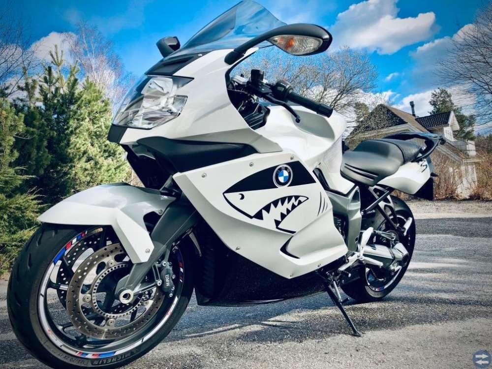 BMW K1300S - Exceptionellt skick