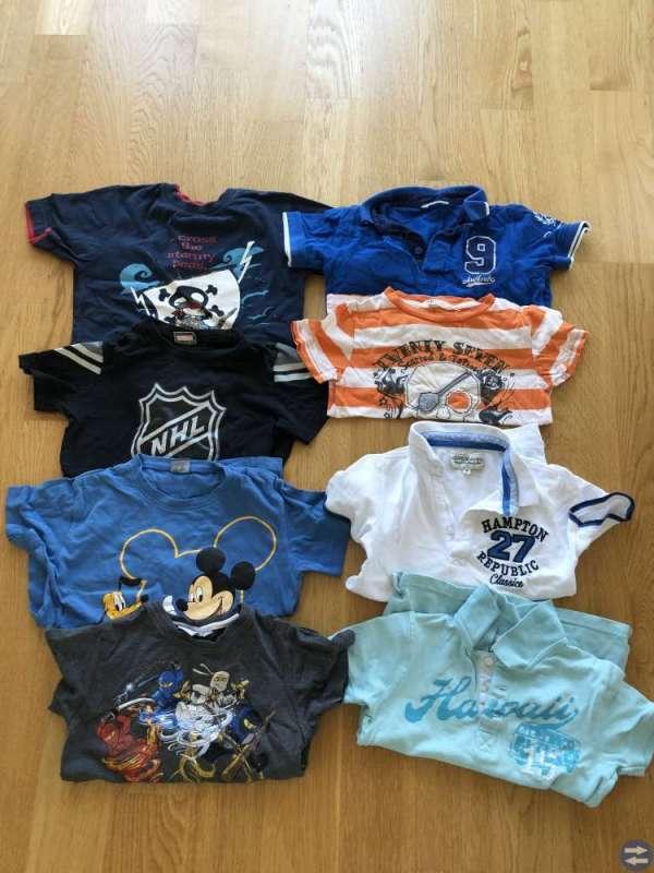 Barnkläder stl 110-116