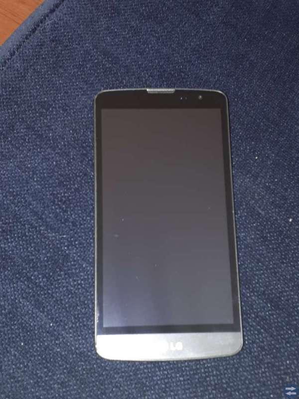LG G4 Mini Smartphone (titan silver)