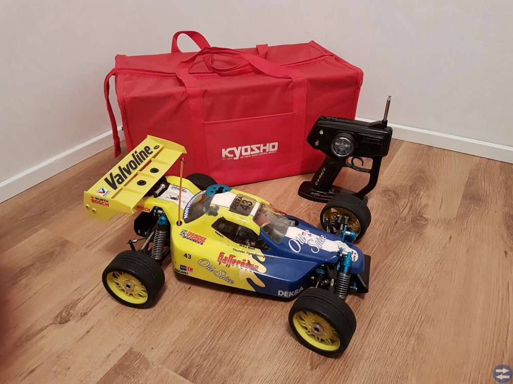 Thunder Tiger Racing Mirage V Spec Buggy Kit