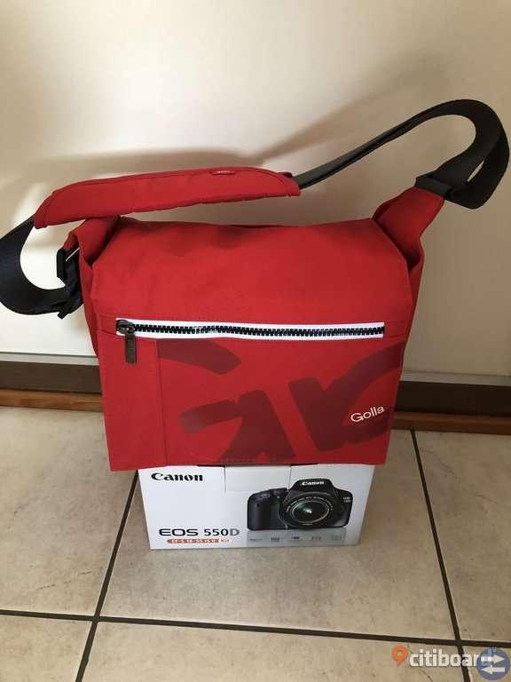Canon EOS 550D Kamera