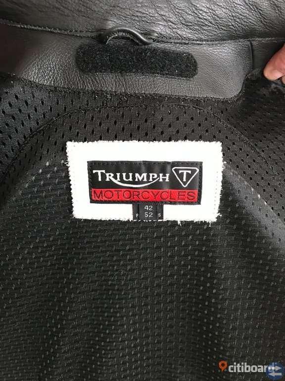 Triumph mc-ställ