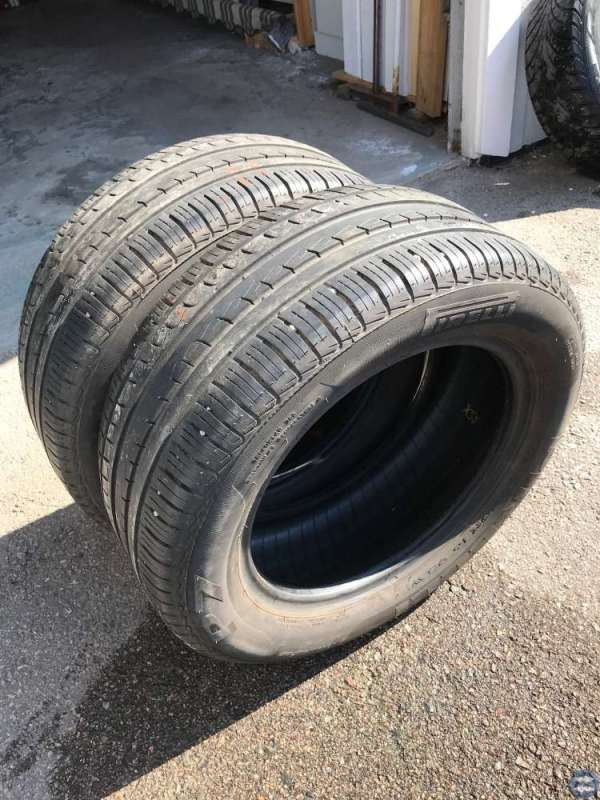 2st Pirelli sommardäck