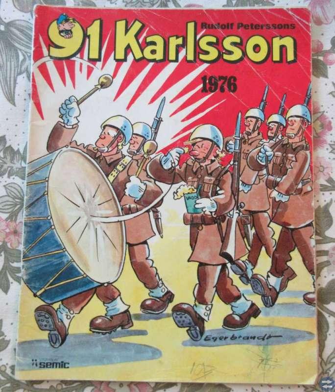 91 Karlsson 1976 - Kul - Nostalgi - Stor