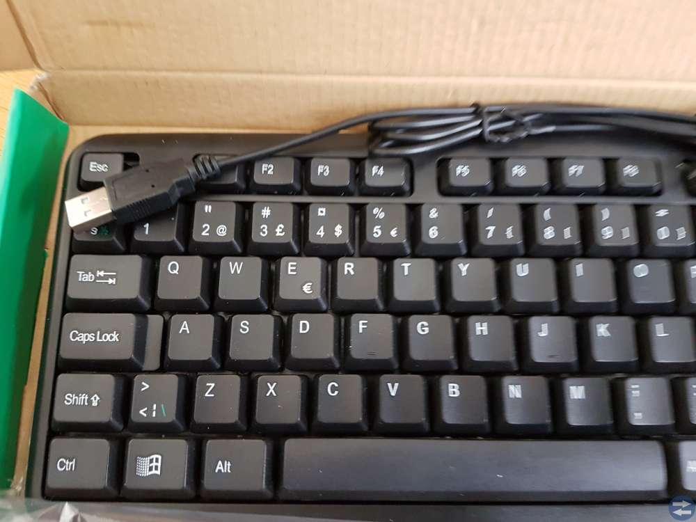 Tangentbord till dator