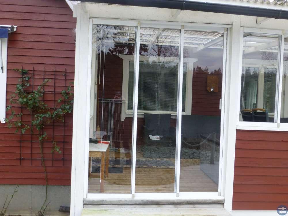 Altanfönster och dörrar