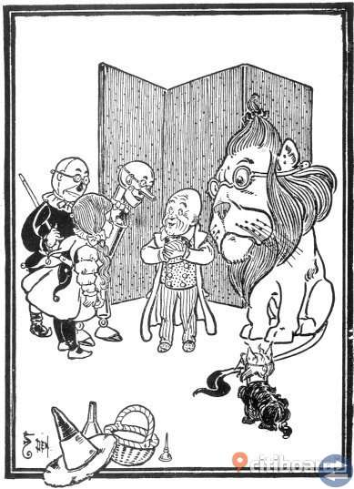 Trollkarlen från Oz av L Frank Baum