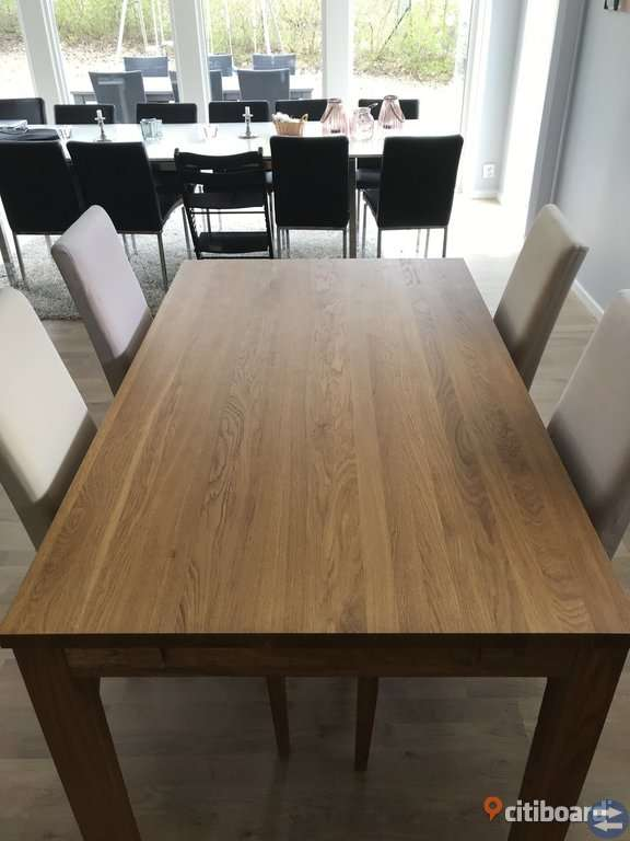 Matbord (bord+6 stolar)