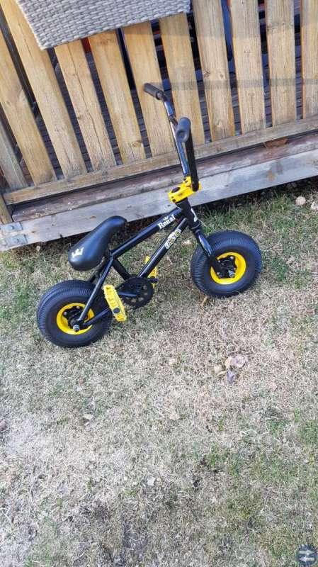 Rocker BMX