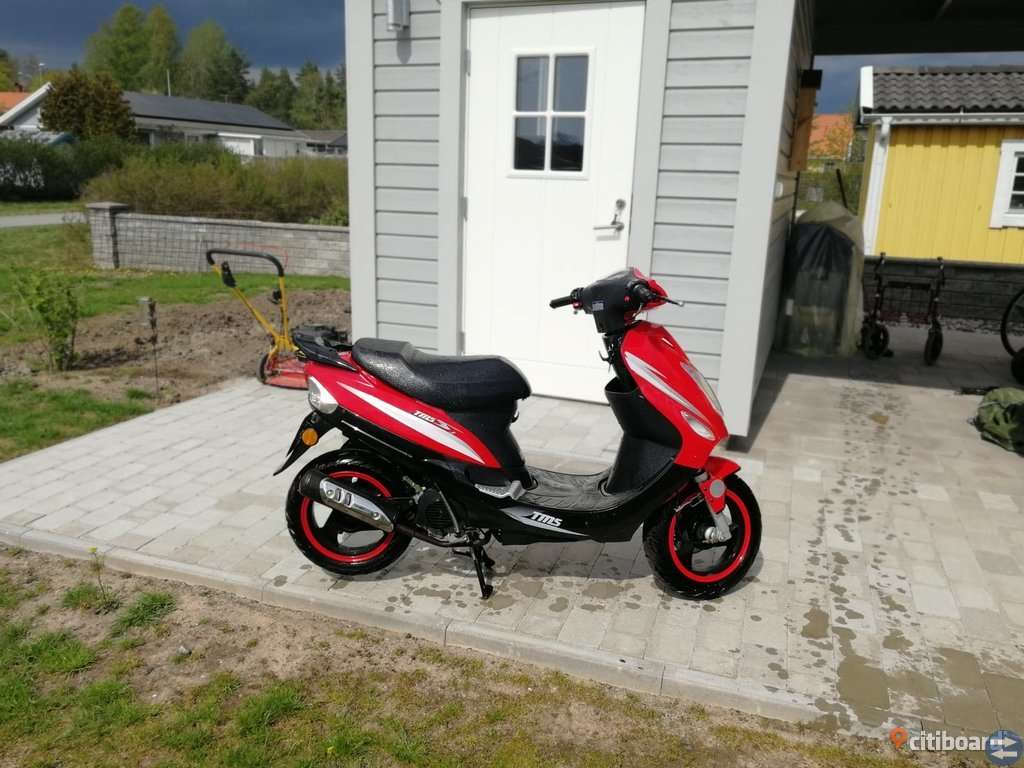 Moped TMS S3 -10
