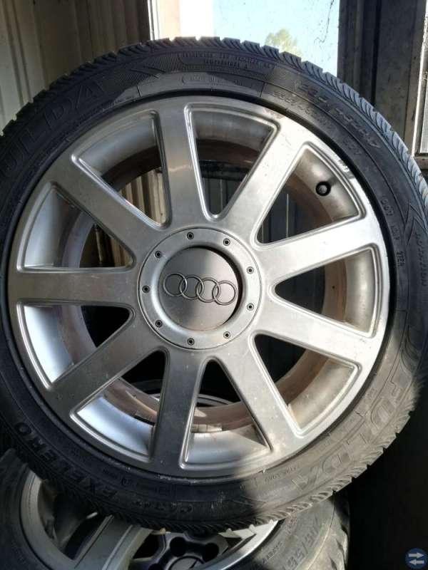 Hjul till Audi