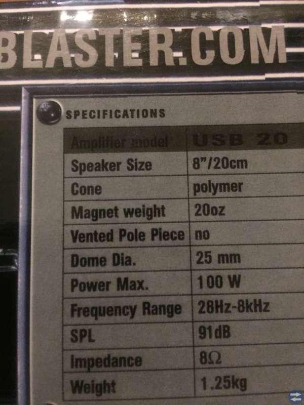 4 st nya högtalare