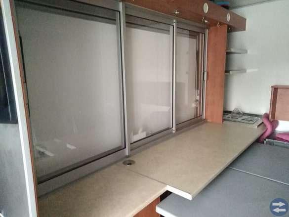 Gatuköksvagn med all utrustning man behöver.