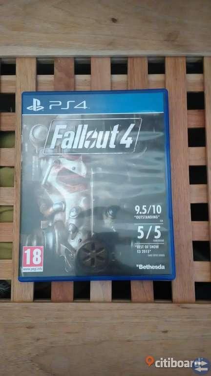 FALLHUT PS4!!!