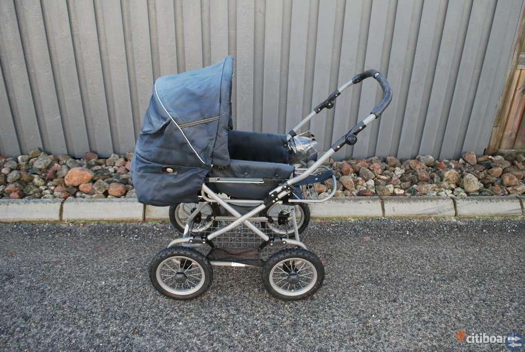Brio-vagn modell äldre med härligt gung