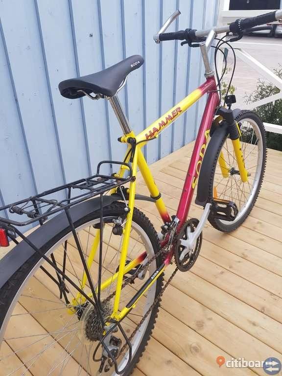 21-växlad cykel från Soda Hammer