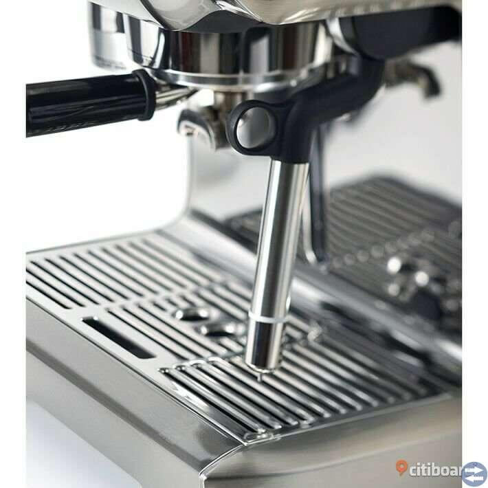 Breville Oracle Touch Espressomaskin Kaffe Latte Maker Rostfritt Stål